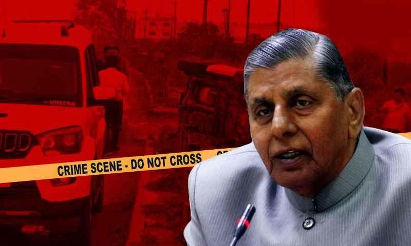 विकास दुबे मुठभेड़: जस्टिस बी एस चौहान के नेतृत्व वाले न्यायिक आयोग को रद्द करने की मांग, सत्तारूढ़ दल से संबंधों का आरोप