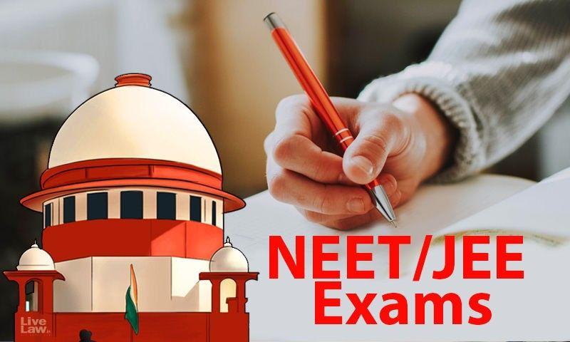NEET-JEE : छह राज्यों के कैबिनेट मंत्रियों ने परीक्षा स्थगित करने की याचिकाओं पर सुप्रीम कोर्ट  के आदेश के खिलाफ पुनर्विचार याचिका दाखिल की