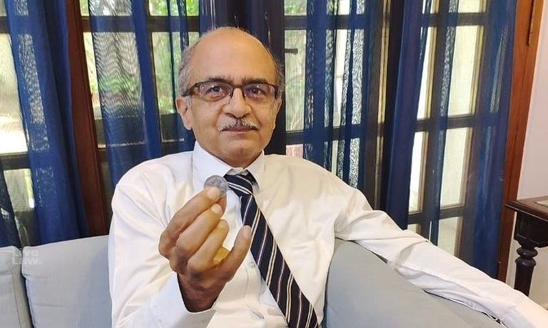 बीसीआई ने अधिवक्ता कानून एवं कदाचार को लेकर काउंसिल के नियमों के दायरे में प्रशांत भूषण के ट्वीट और सुप्रीम कोर्ट द्वारा उन्हें दोषी ठहराये जाने की समीक्षा का दिल्ली बार काउंसिल को निर्देश दिया