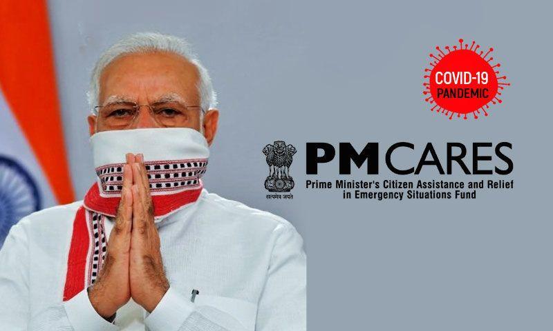 केंद्र ने लोकसभा में बताया: RTI कानून के तहत पीएम केयर्स फंड एक