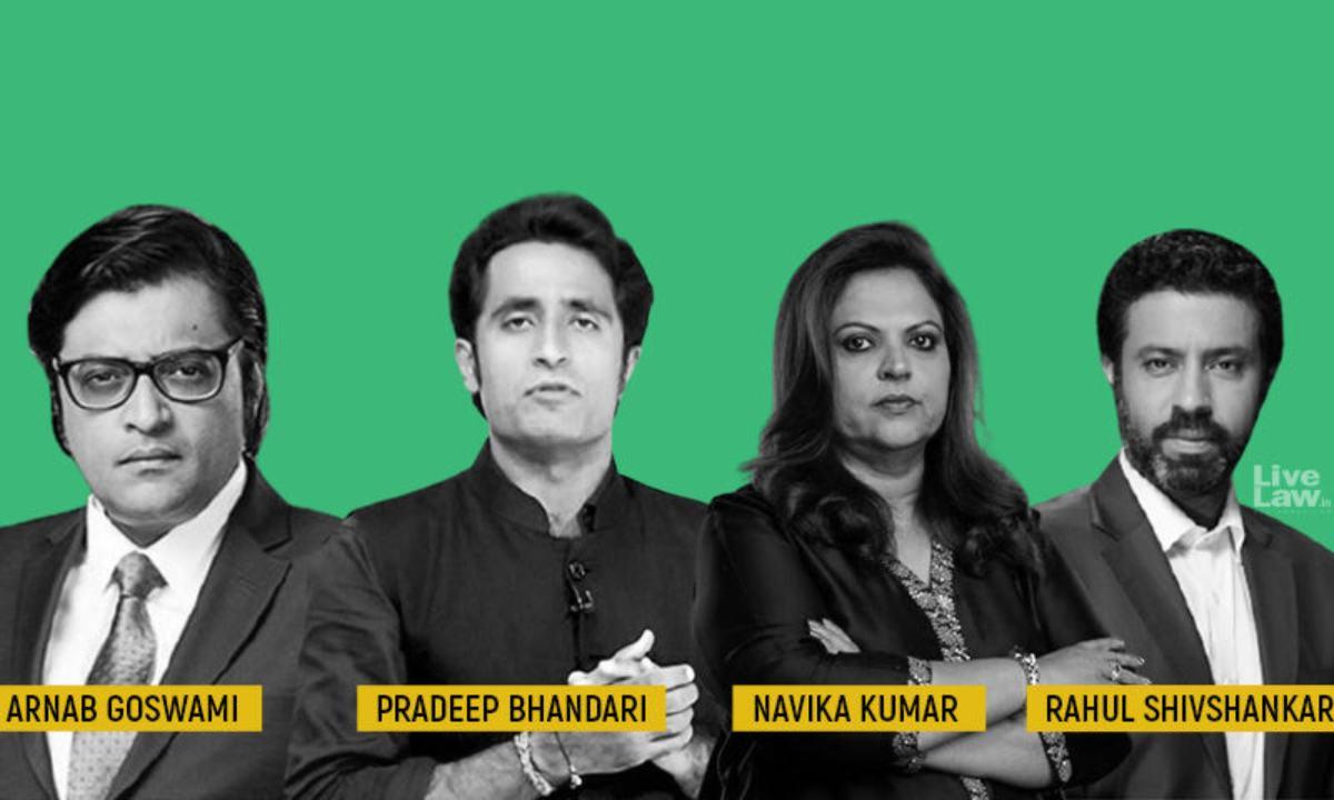 बॉलीवुड बनाम रिपब्लिक टीवी और टाइम्स नाउ : अपमानजनक रिपोर्टिंग पर रोक लगाने की मांग करते हुए बिग स्टूडियो पहुंचे  दिल्ली हाईकोर्ट