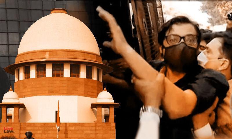 सुप्रीम कोर्ट ने अर्नब गोस्वामी को जमानत दी, कहा-निजी स्वतंत्रता बरकरार रहनी चाहिए