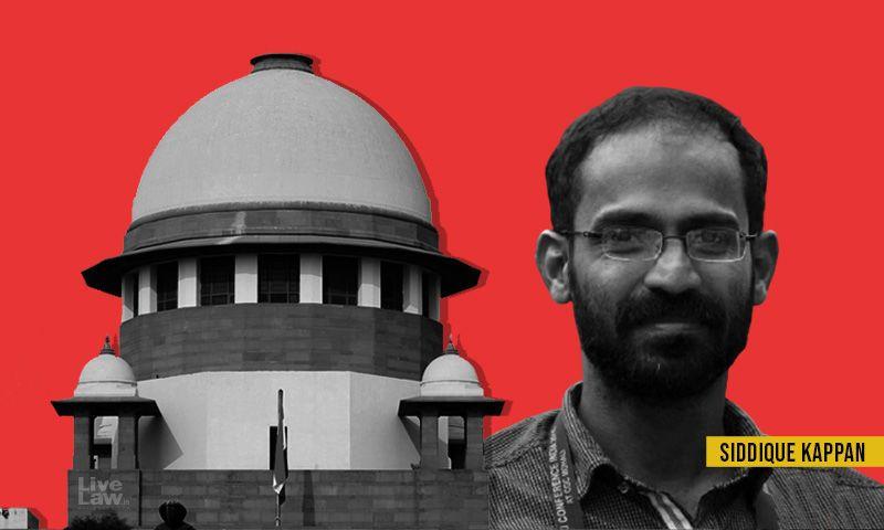 सुप्रीम कोर्ट ने उत्तर प्रदेश राज्य का  बयान दर्ज किया कि जेल में वकील की कप्पन से  मुलाकात पर कोई आपत्ति नहीं : सुनवाई अगले हफ्ते के लिए टली