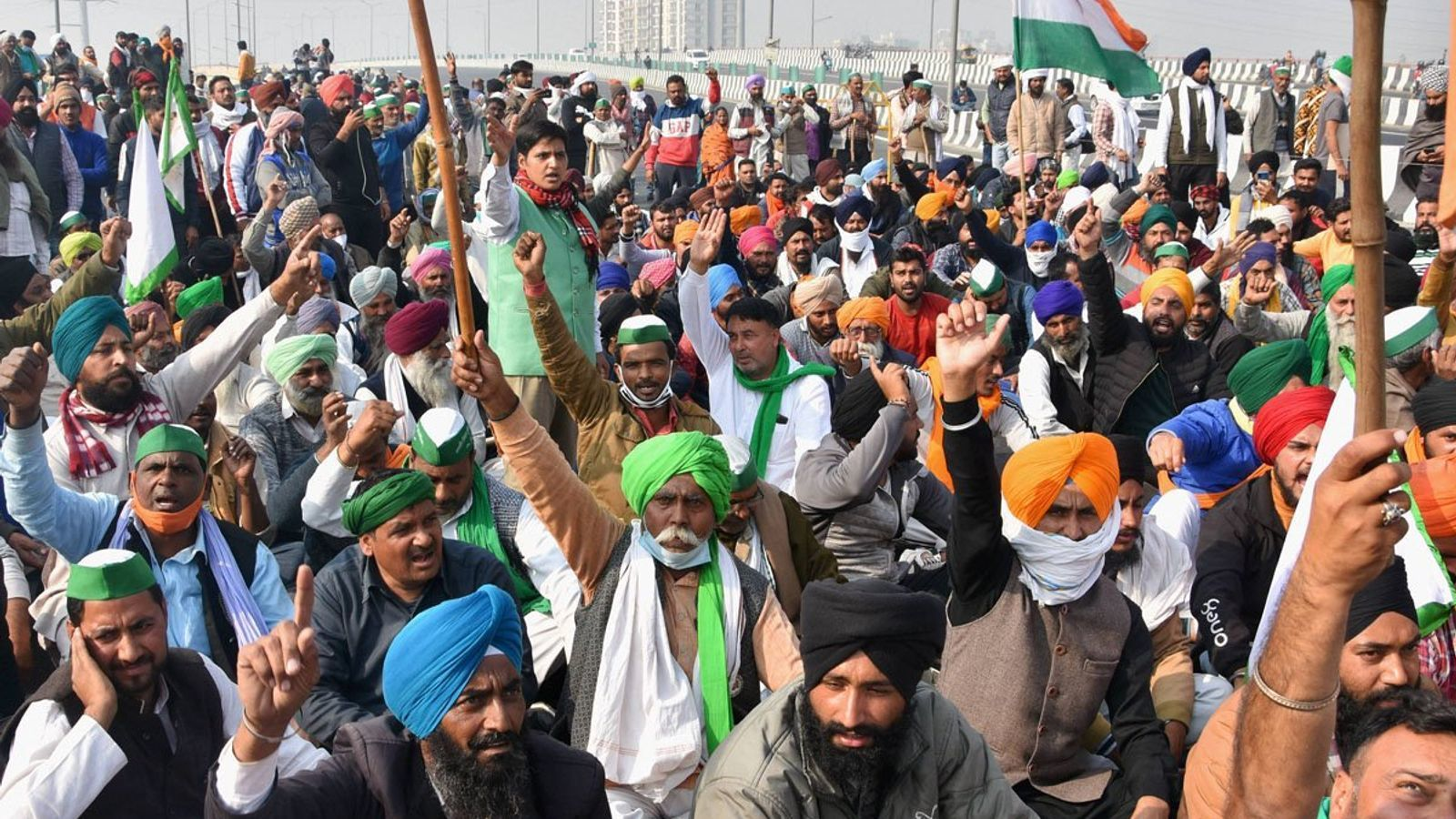 Telangana High Court Directs Police Commissioner To Permit Farmers Rally In Hyderabad On Republic Day