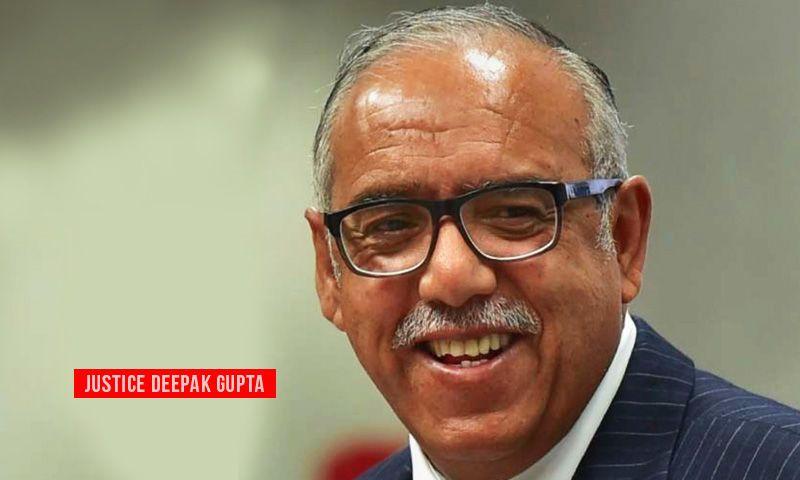 टूलकिट में कुछ भी भड़काने वाला या उकसाने वाला नहीं, ये देशद्रोही नहीं : सुप्रीम कोर्ट के पूर्व जज जस्टिस दीपक गुप्ता ने दिशा रवि की गिरफ्तारी पर कहा