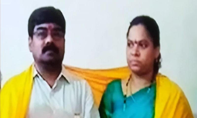 तेलंगाना : वकील दंपति की दहाड़े हत्या, वाहन रोका, चाकुओं से वार किए