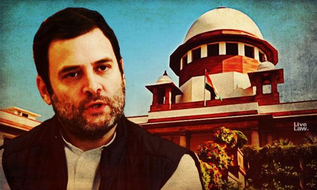 अटॉर्नी जनरल ने राहुल गांधी के खिलाफ आपराधिक अवमानना की कार्यवाही शुरू करने की सहमति देने से इनकार किया
