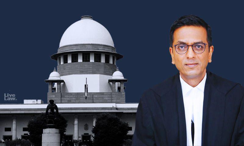 फिजिकल सुनवाई को बदलना नहीं चाहते बल्कि आइडिया यह है कि भारतीय न्यायिक प्रणाली के लचीलेपन को दिखाया जाए: जस्टिस डी वाई चंद्रचूड़