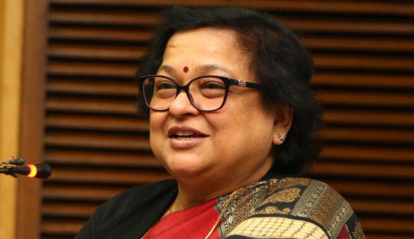 जस्टिस गीता मित्तल को इंटरनेशनल एसोसिएशन ऑफ वूमेन जजेस द्वारा दिए जाने वाला Arline  Pacht Global Vision अवार्ड से सम्मानित किया | Justice Gita Mittal Conferred  Arline ...