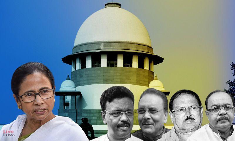 नारदा घोटाला केस: कलकत्ता हाईकोर्ट ने तृणमूल कांग्रेस के चारों नेताओं को अंतरिम जमानत दी