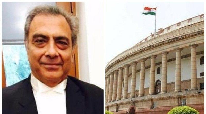 वरिष्ठ अधिवक्ता महेश जेठमलानी राज्यसभा के लिए मनोनीत