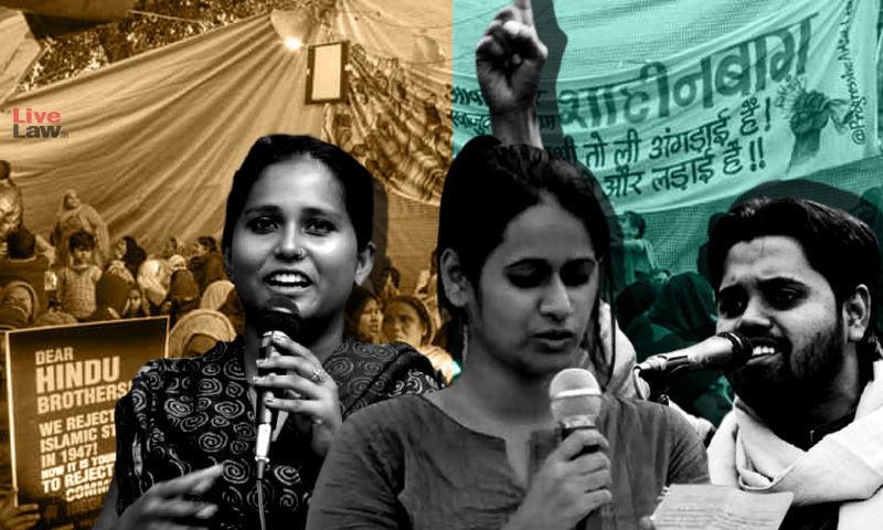 दिल्ली दंगा मामलों में जमानत मिलने के बाद स्टू़डेंट एक्टिविस्ट ने दिल्ली हाईकोर्ट से तत्काल रिहाई की मांग की
