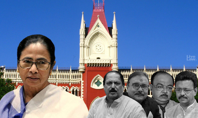 नारदा केस: कलकत्ता हाईकोर्ट ने पश्चिम बंगाल सरकार, सीएम ममता बनर्जी और कानून मंत्री द्वारा उनके हलफनामों को स्वीकार करने के लिए दायर आवेदनों पर आदेश सुरक्षित रखा