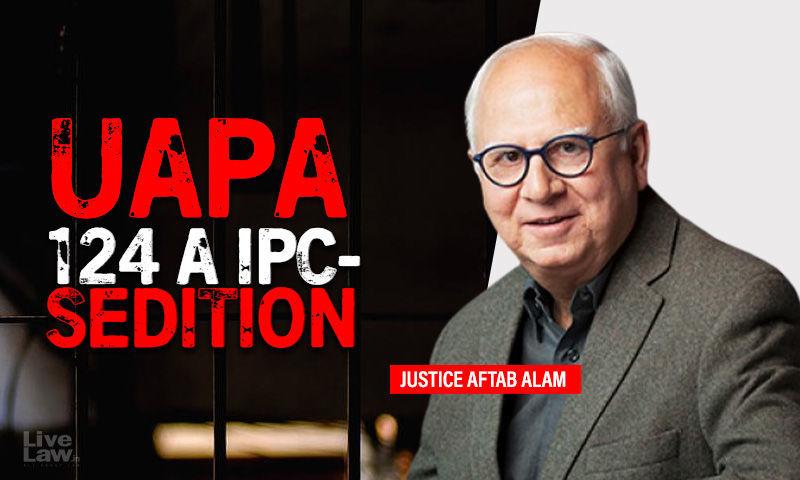 यूएपीए मामलों में प्रक्रिया ही सजा, बिना मुकदमे के फादर स्टेन स्वामी की मौत का मामला हमें डराता है: जस्टिस आफ्ताब आलम