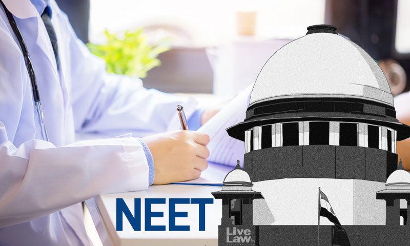 NEET-SS 2021 : सुप्रीम कोर्ट ने पीजी डॉक्टरों द्वारा दायर लास्ट मिनट में एग्जाम पैटर्न में बदलाव को चुनौती देने वाली याचिका पर नोटिस जारी किया