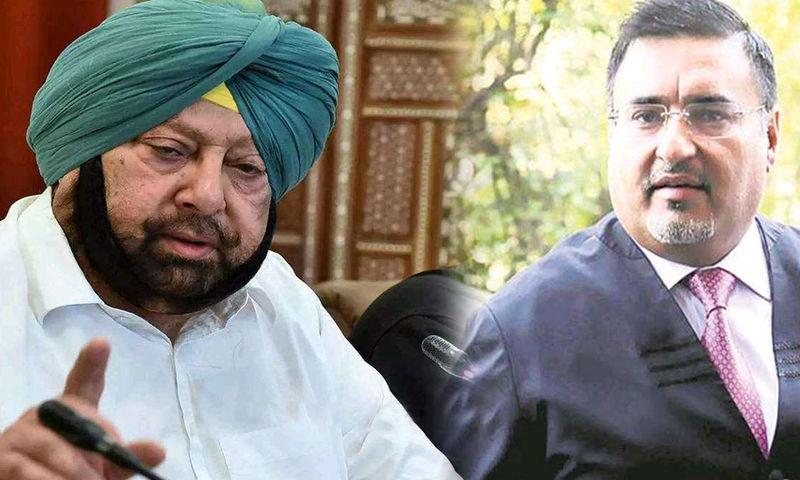 पंजाब के मुख्यमंत्री के इस्तीफे के बाद राज्य के एडवोकेट जनरल अतुल नंदा ने इस्तीफा दिया
