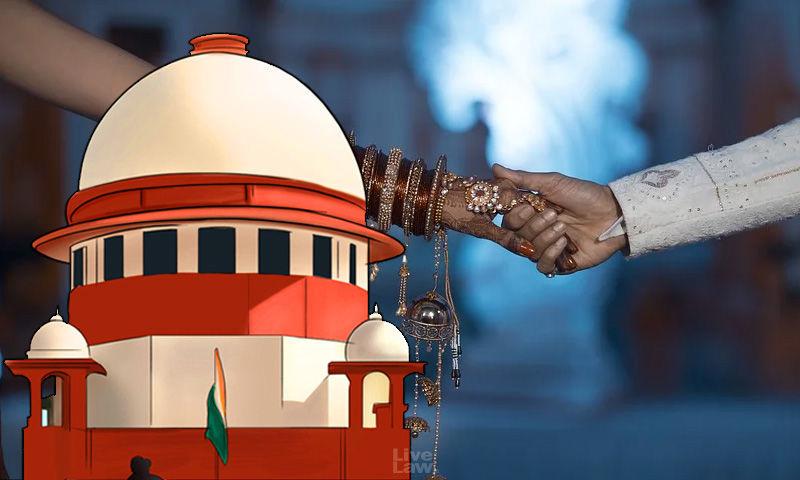 हिंदू विवाह अधिनियम के तहत पति और पत्नी के बीच मुकदमे में तीसरे पक्ष के खिलाफ राहत का दावा नहीं किया जा सकता: सुप्रीम कोर्ट