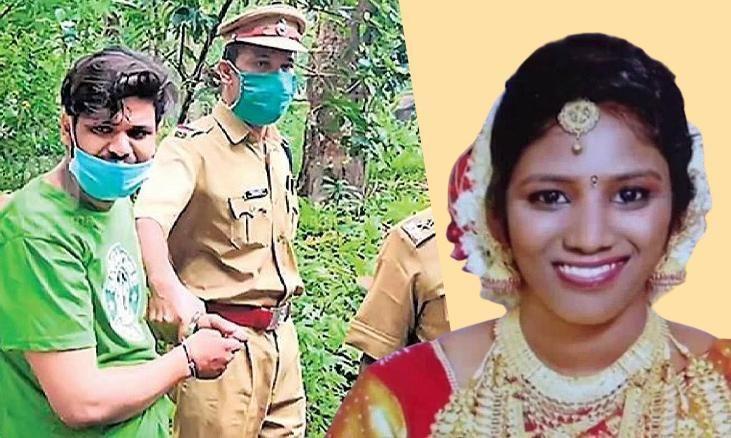 उथरा मर्डर केस : केरल कोर्ट ने सांप से कटवाकर पत्नी की हत्या करने वाले पति को उम्रकैद की सजा सुनाई