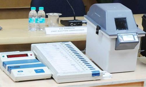 लोकसभा चुनाव : EVM  के VVPAT से औचक मिलान पर 21 विपक्षी पार्टियों की पुनर्विचार याचिका पर अगले हफ्ते सुनवाई करेगा SC