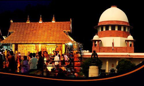 सबरीमला : सुप्रीम कोर्ट ने केरल सरकार की ट्रांसफर याचिकाओं को खारिज किया, हाई कोर्ट जाने को कहा
