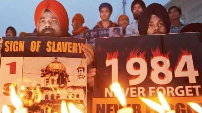 बिना सबूतों का केस : सुप्रीम कोर्ट ने 1984 सिख विरोधी दंगे में सात दोषियों को बरी किया