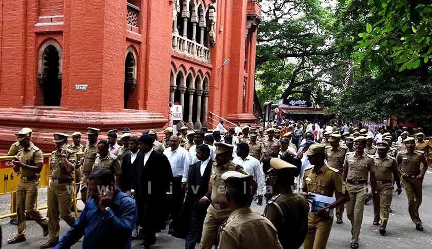 मद्रास हाईकोर्ट एडवोकेट अधिनियम की धारा 36B की वैधता की करेगा जांच
