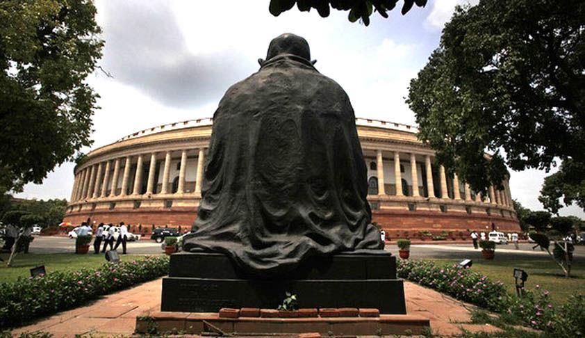 वित्त विधेयक 2020  संसद से बिना किसी बहस के पास, संसद अनिश्चित काल के लिए स्थगित