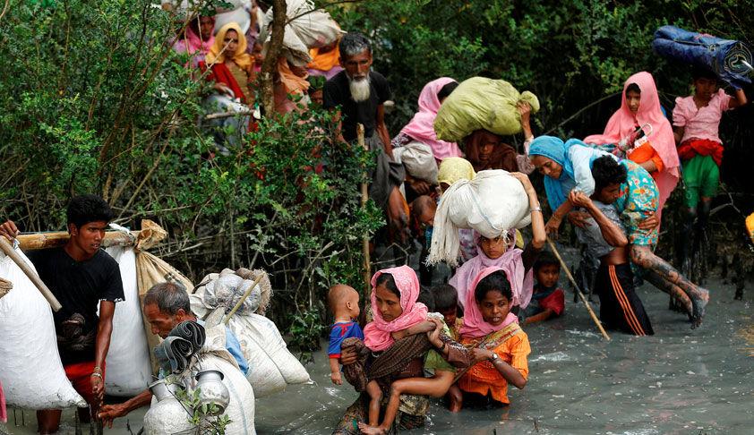 क्या रोहिंग्या भारत में शरणार्थी के दर्जे के हकदार हैं ? सुप्रीम कोर्ट अगस्त में करेगा सुनवाई