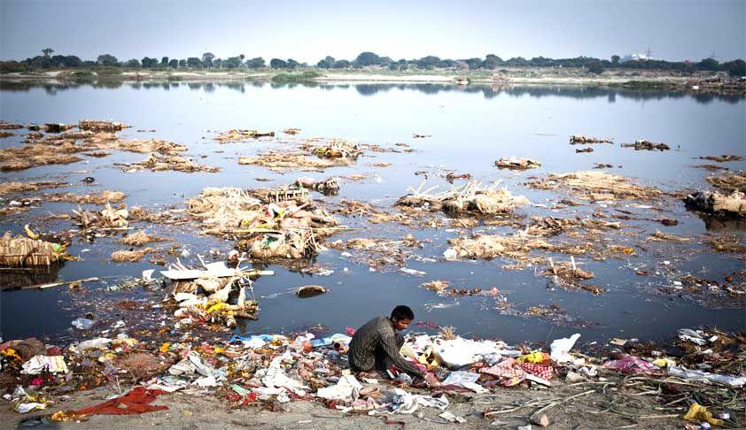 हरियाणा राज्य यमुना नदी को प्रदूषित करने वाले कचरे पर नियंत्रण नहीं कर रहा है: दिल्ली जल बोर्ड ने सुप्रीम कोर्ट में कहा